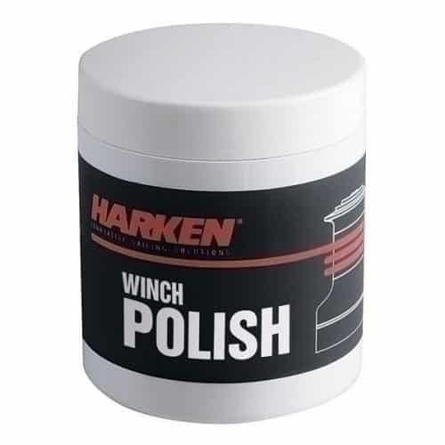 Harken Winch Polish